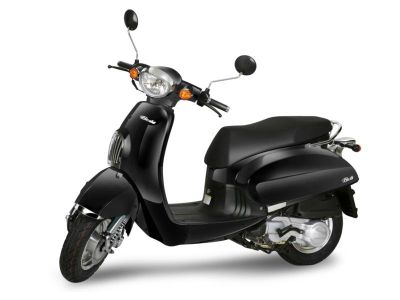scooter daemlin besbi 125cc 